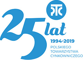 Znalezione obrazy dla zapytania Polskiego Towarzystwa Cynkowniczego