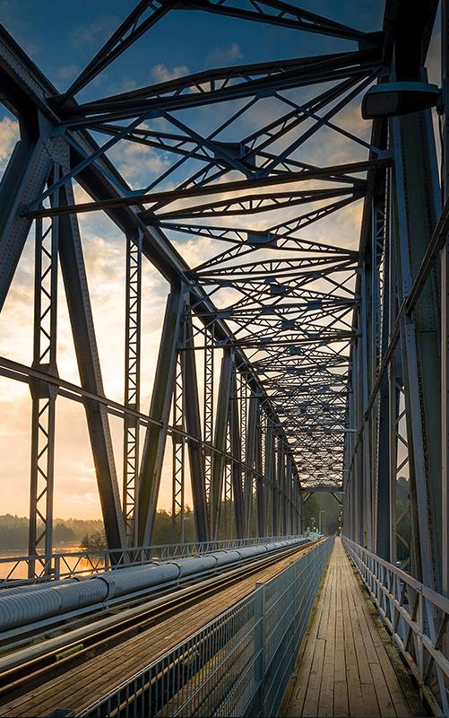 Budowa mostów