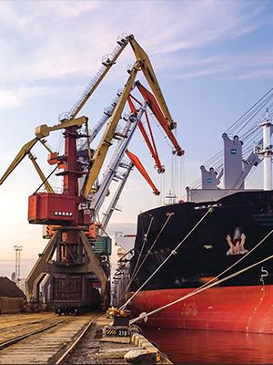 Przemysł stoczniowy i morski